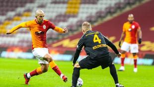 Galatasaray 1-1 Kayserispor