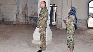 Aliyev gönülleri fethetti