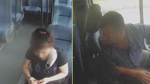 Minibüste tek kalan kadın kabusu yaşadı! ''Aklımdan Özgecan geçti, çok korktum''