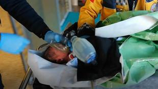Soğuk havada arsaya bırakılan bebek hayatını kaybetti