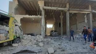 Suriye'nin kuzeyindeki Bab'da terör saldırısı