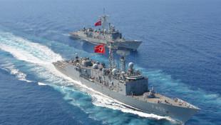 Türkiye'den Ege'de üç yeni NAVTEX kararı