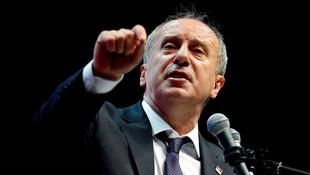 Muharrem İnce: ''CHP'yi düzeltemezsek yeni parti kuracağız''