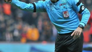 Fenerbahçe-Beşiktaş maçının hakemi belli oldu