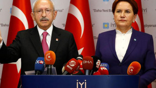 Kılıçdaroğlu ve Akşener'den 'erken seçim' çağrısı
