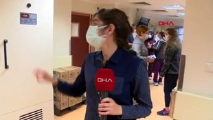 Türk profesörün Covid-19 aşısı böyle saklanıyor