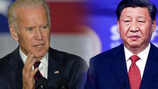 Çin Devlet Başkanı, Biden'a tebrik etti