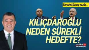 Kılıçdaroğlu neden sürekli hedefte?