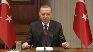 Erdoğan'dan dijital faşizm çıkışı