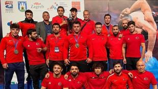 Güreş A Milli Takımı'nda 13 sporcu corona pozitif