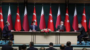 Türkiye ve Katar'dan 10 anlaşma birden! Borsa İstanbul'a ortak oldular