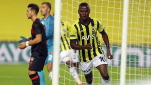 Fenerbahçe'ye Samatta piyangosu