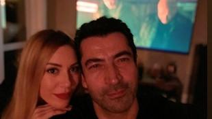 Kenan İmirzalıoğlu ve Sinem Kobal'ı görenler hayran kaldı