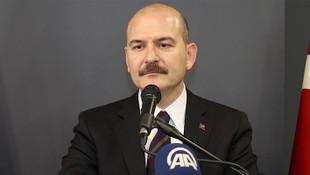 Soylu'dan HDP'li vekillere: Bu PKK'nın Allah belasını versin diyeceksiniz