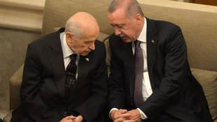 ''Erdoğan yola Bahçeli ile devam etmeyebilir''