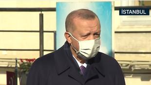 Erdoğan'dan yeni koronavirüs tedbirleri sinyali