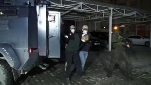 Interpol'ün yakaladığı terörist Türkiye'ye getirildi