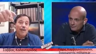 Türk SİHA ve İHA'lar eski Yunan ajanını korkuttu