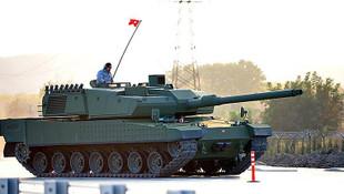 Hem yerli, hem de milli Altay tankının üretimi Almanya'ya takıldı!