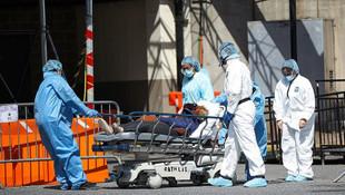 Türkiye, günlük koronavirüs vakalarında dünyada üçüncü sıraya çıktı