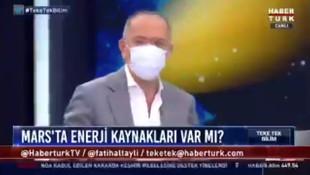 Fatih Altaylı canlı yayında çılgına döndü: A be beyinsiz!