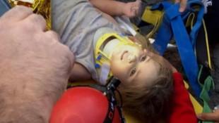 91 saat sonra mucize! 3 yaşındaki Ayda sağ olarak kurtarıldı