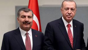 Cumhurbaşkanı Erdoğan ve Bakan Koca için suç duyurusu