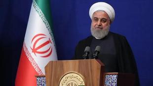 İran'da ortalık karıştı! Cumhurbaşkanı Ruhani'ye ''casusluk'' suçlaması