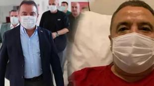 Hastaneden Muhittin Böcek'in sağlık durumuyla ilgili yeni açıklama