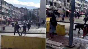 Bursa Adliyesi önünde kavga: 4 yaralı