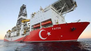 Fatih, Türkali-1 kuyusunda sondaja başladı