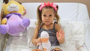 91 saat sonra enkazdan kurtarılan Ayda'dan iyi haber