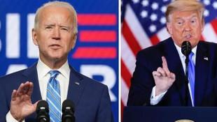 ABD seçimlerinde son durum ne? Kritik eyalette Biden öne geçti