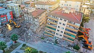 İzmir depreminde çöken binanın müteahhidinden korkunç itiraf