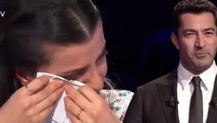Kim Milyoner Olmak İster tarihinde bir ilk! Buket Ela Demirel Erol hem ağladı hem ağlattı