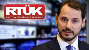 RTÜK üyesinden medyaya Berat Albayrak isyanı