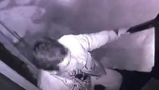 17 yaşındaki suç makinesini dövmesi ele verdi!