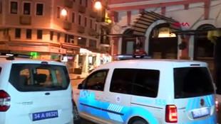 İstanbul'da kaçak koronavirüs partisine baskın!