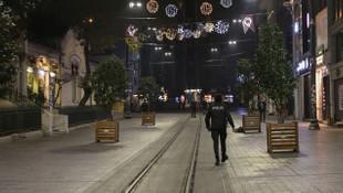 Türkiye geneli sokağa çıkma yasağı başladı! İşte kısıtlamanın tüm detayları