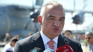Turizm Bakanı Ersoy'un otel almasına tepki yağdı