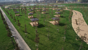 Millet bahçeleri 7 bakanlığın bütçelerini solladı