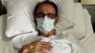Prof. Dr. Mehmet Ceyhan taburcu oldu