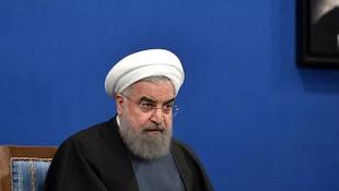 İran Cumhurbaşkanı Ruhani'den Erdoğan açıklaması