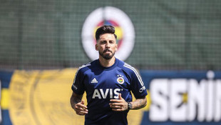 Fenerbahçe'de Sosa defteri kapandı