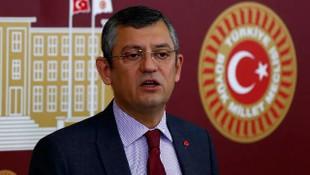 CHP'li Özel'den Çavuşoğlu'na sert tepki