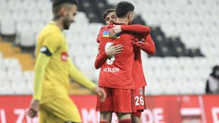 Beşiktaş kupada kendi evinde turladı