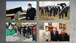 Karantinada olması gereken AK Partili başkan bakın nerede görüntülendi
