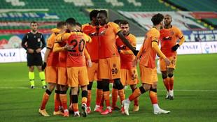 Galatasaray'da 3 transfer 1 ayrılık