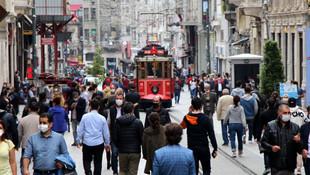İstiklal Caddesi'ne en fazla 7 bin kişi girebilecek