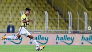 Fenerbahçe'den Lemos için sakatlık açıklaması